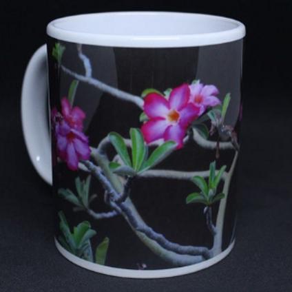 Mug (Bali Frangipani Vine)