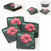 Deep Red Hibiscus Coasters.png