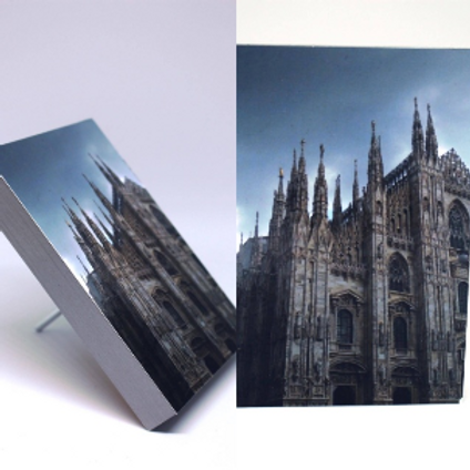 Photo Block (Milan Cathedral)