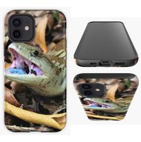 Blue Tongue Lizard Smart Phone Case.png