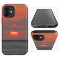 Bali Sunset Smart Phone Case.png
