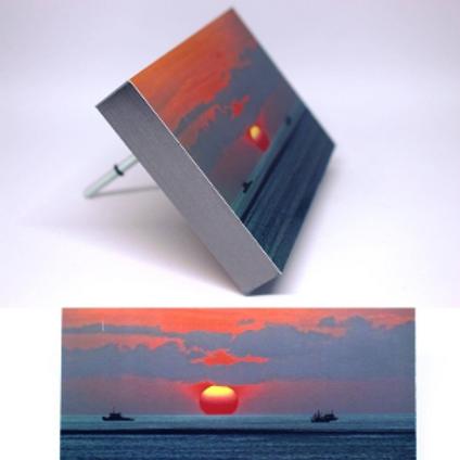 Photo Block (Bali Sunset)