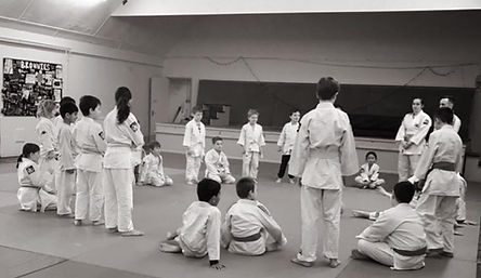 Judo training camps at Fighting Fitness Judo