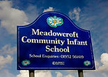 Meadowcroft Infant School fighting fitne