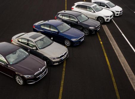 BMW SIGUE AVANZANDO EN LA ELECTRIFICACIÓN: NUEVAS VERSIONES HÍBRIDAS ENCHUFABLES Y BATERÍAS DE ALTA
