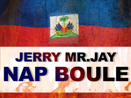 Nouveau vidéoclip #NapBoule de Jerry Mr. Jay