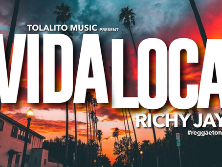 Vida Loca, la chanson de l'été de Richy Jay!