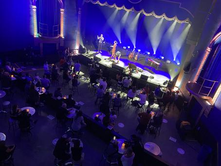 Le spectacle de Jerry Mr. Jay à Québec en Scène hier soir!