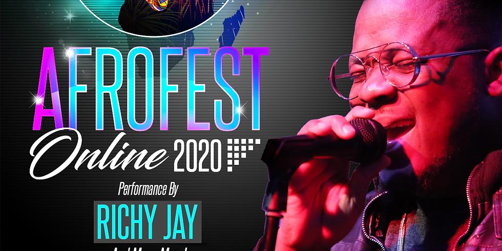 Afrofest Toronto 2020