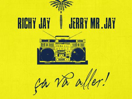 Une vague de soutient de la part des artistes Richy Jay & Jerry Mr. Jay pour 2021!