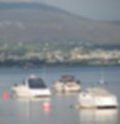 rathmullan sailing fishing boats