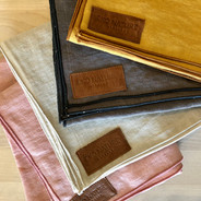 Linge de fabrication artisanale - 100 % lin - Eko-Nature - 22 $