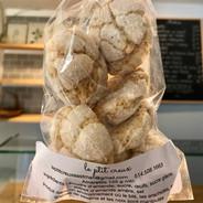 Biscuits Amaretti - Le p'tit creux - 6,50 $