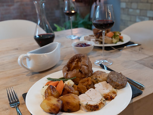 12-Hour Brined Roast Chicken for 2 - £18pp