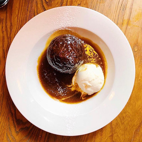 Sam's Own Sticky Toffee Pudding