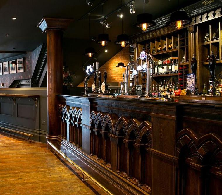 16. The Bar at The Albert Square Chop Ho