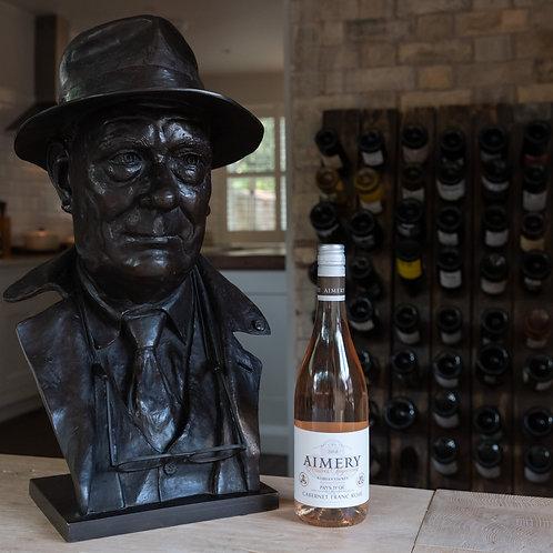 Aimery Cabernet Franc Rosé, Vin de Pays d'Oc, France