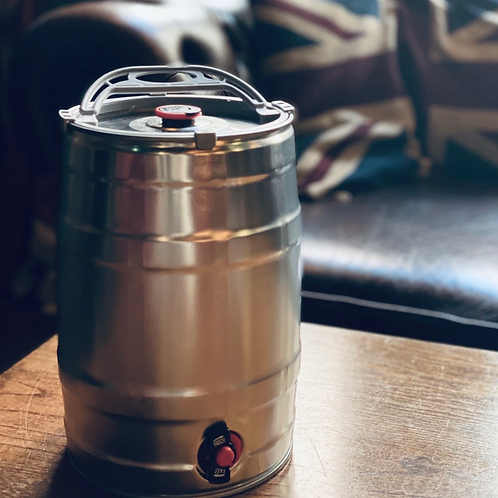 Sam's Chop House Extra Cold Lager 5 litre Mini Keg – Just over 8 pints