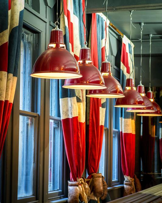 15. We take pride in our decor at The Al