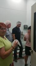 puting on clean suit at the Ariix FDA OTC facility.jpg