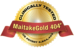 MaitakeGold 404 provides safe and effective immune support -clinically tested