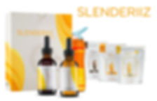 Slenderiiz homeopathic natural weight loss system