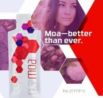 Moa is a proprietary, nutrient-rich blend of 36 superfoods and superfruits