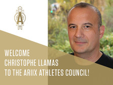 DECA TRIATHLETE CHRISTOPHE LLAMAS JOINS ARIIX ATHLETES COUNCIL