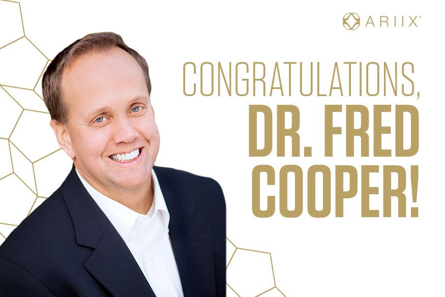 ARIIX CEO Fred Cooper UIBE Honorary Professorship