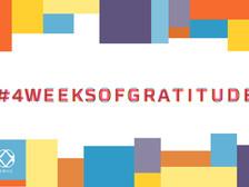 4 WEEKS OF GRATITUDE CHALLENGE — 2018
