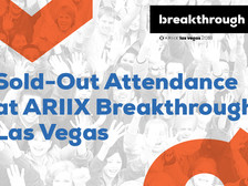 SOLD-OUT ATTENDANCE AT ARIIX BREAKTHROUGH LAS VEGAS TRAINING EVENT