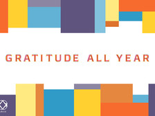 5 TIPS FOR PRACTICING GRATITUDE ALL YEAR