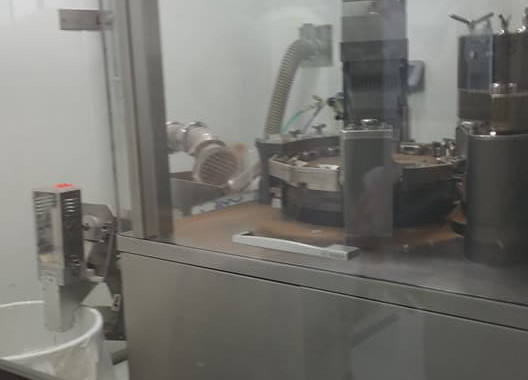 Vinali capsules being filled in the ARIIX FDA OTC facility in Utah.jpg