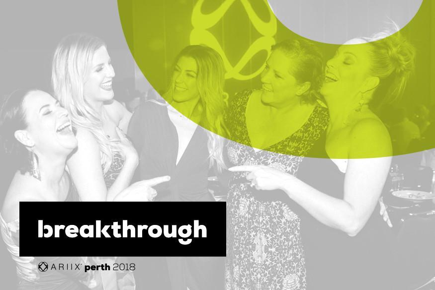 ARIIX Perth Australia Breakthrough Event