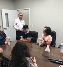 The Ariix Team at the UST - Ariix OTC Manufacturing Facility .jpg