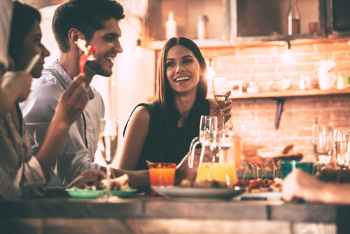 Tips for Surviving Holiday Small Talk