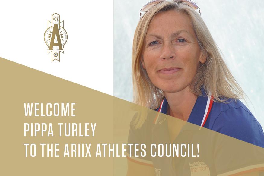ARIIX Athletes Council Pippa Turley
