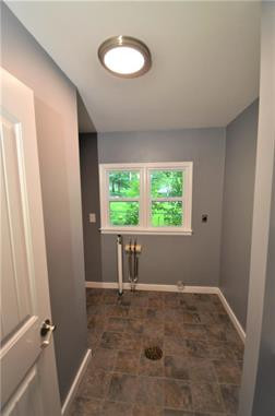 6108 Northern Ave., Raytown, MO 64133 - spacious laundry room adjacent to master walk-in closet