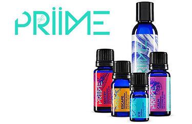 Priime Body Oils - Modern scientific body therapies