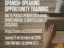 ARIIX Latin America Opportunity Webinar