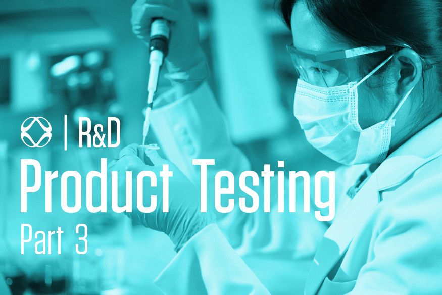 ARIIX R&D Quality Product Testing Part 3