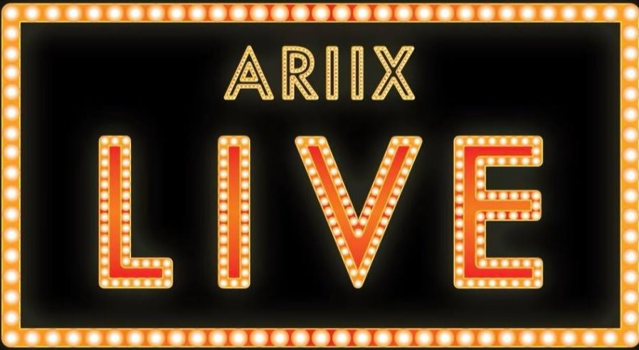 ARIIX Live with Rick Redford - Find out about the ARIIX Opportunity!