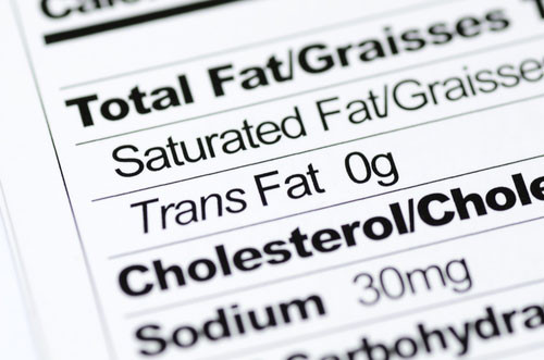 Understanding Nutritional Label on food products