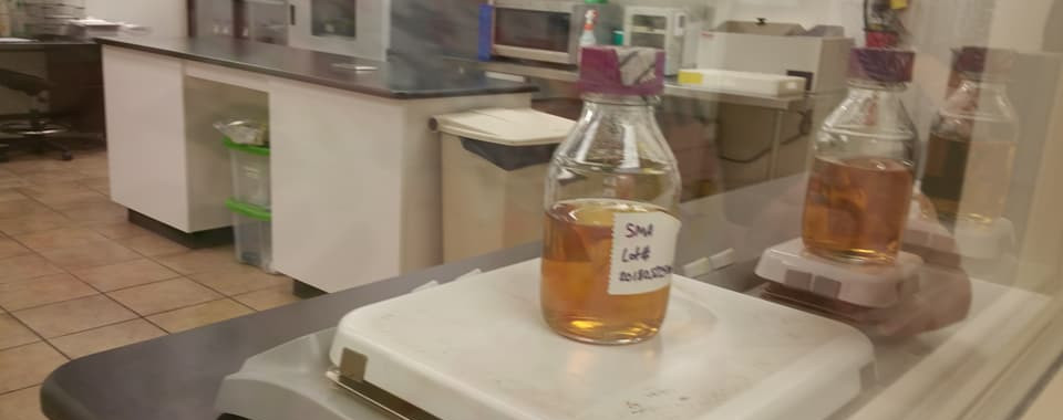testing at the ARIIX FDA OTC plant in Utah.jpg