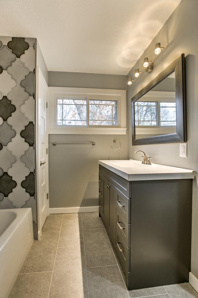 Brand New Kitchen, Custom Tile Work, Brand New Windows throughout