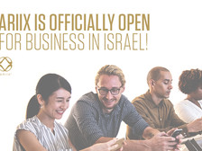ARIIX LAUNCHES ISRAEL AS OFFICIAL NEW MARKET
