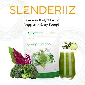 Giving Greens powder veggies 2 pounds se