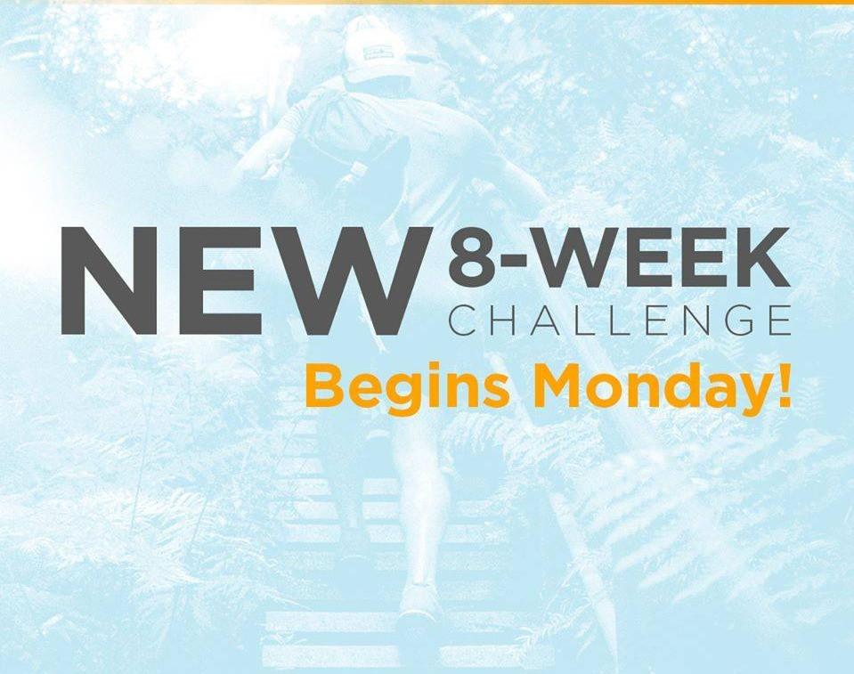 Success With Slenderiiz - 8 Week Challenge