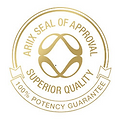 The ARIIX Seal of Approval is the gold standard that symbolizes the pursuit to always be best in class