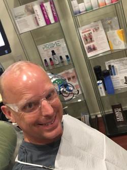 Steve Swartz at the Dentist